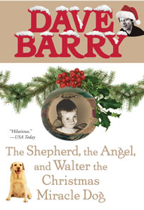 The Shepherd, The Angel and Walter the Christmas Miracle Dog