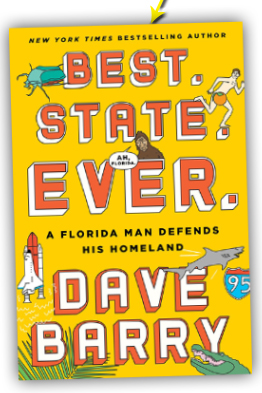 Best State Ever, by Dave Barry