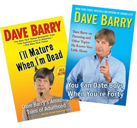 Dave barry essays
